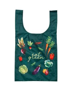 LADELLE- ECO RECYCLED PET EAT GREEN SHOPPING BAG