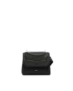 LANCEL  SAC SEAU BUCKET BLACK BAG