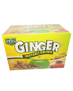 LOOYS GINGER INSTANT DRINK