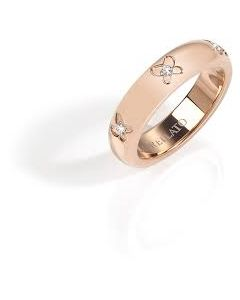 MORELLATO LOVE RING -BUTTERFLY ROSE GOLD