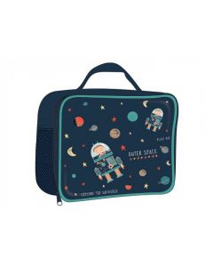 LADELLE- BLAST OFF INSULATED LUNCH BAG