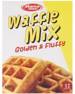 MAMA DOC WAFFLE MIX 600G