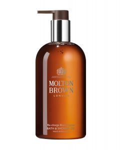 MOLTON BROWN RECHARGE BLACK PEPPER BATH AND SHOWER GEL