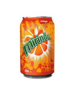 MIRINDA CAN 33CL (x 6 cans)