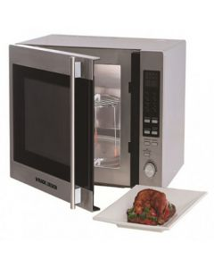 BLACK & DECKER  30 L Microwave Oven with Grill