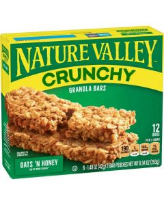 Nature Valley Oats and Honey (x 5 pcs)