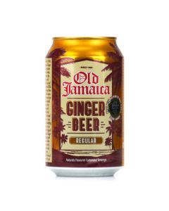 Old Jamaica Ginger Beer (x 4 cans)