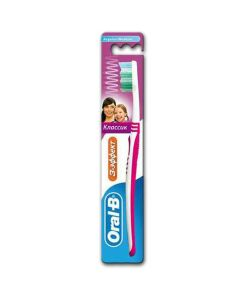 ORAL-B 3 EFFECT CLASSIC