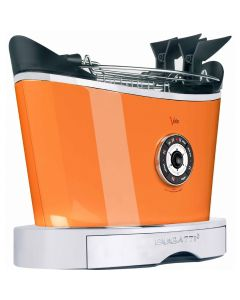 BUGATTI VOLO TOASTER UK PLUG- ORANGE