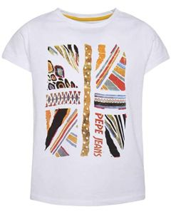 PEPE JEANS- IVY WHITE T-SHIRT
