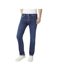 PEPE JEANS STANLEY BLUE DENIM JEANS- MEN