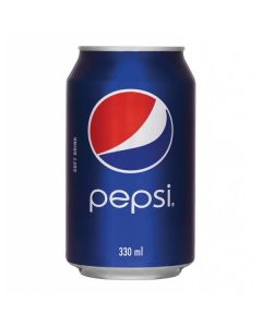 Pepsi Can 330ml (per 6 cans)