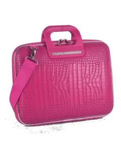Bombata Siena Cocco Briefcase for 15 Inch Pink