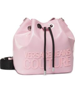 versace jeans couture Pink naplak macrologo