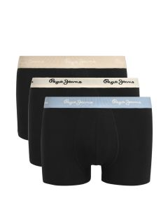 PEPE JEANS- LARZON KNITTED UNDER PANTS 3PACK