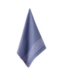 LADELLE- PROFESSIONAL SERIES DUSKY BLUE KITCHEN TOWEL