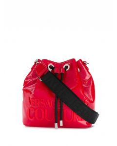 versace jeans couture red naplak macrologo