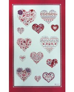 Beauville Cupidon (cupid) Towel