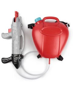 Soak Attack Backpack With Water Gun And Backpack Water Tank