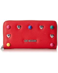 LOVE MOSCHINO ECO LEATHER WALLET