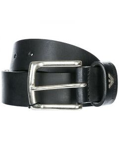 EMPORIO ARMANI LEATHER TONGUE BELT FOR MEN- Y4S198