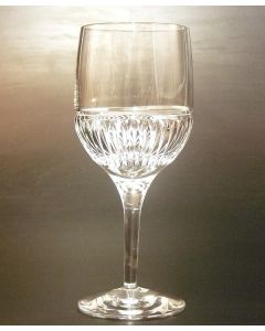 SAXON CRYSTAL 220ML WINE -PARIS CUT
