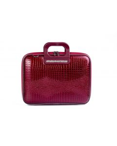 BOMBATA SORRENTO-COCCO BRIEFCASE 13 INCHES-SHINING RED