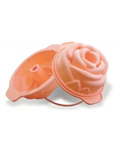 SILIKOMART- SET315 ROSE- SILICONE MOULD 80MM- PINK