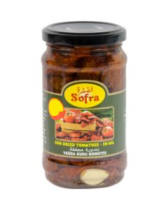 SOFRA SUNDRIED TOMATOES IN OIL