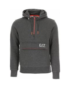 EMPORIO ARMANI- DARK GREY SWEAT SHIRT- PJU0Z