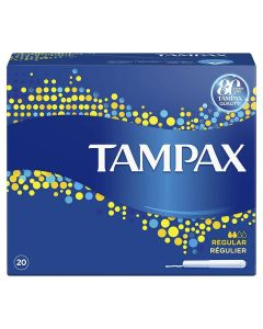 TAMPAX REGULAR 20PCS