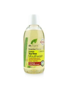 ORGANIC TEA TREE MOUTHWASH 500ML
