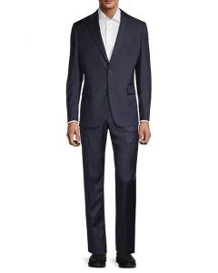 Versace Collection Modern-Fit Wool Suit V100084 VT00861 V8004