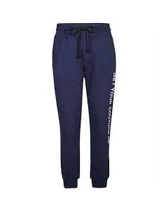 VERSACE COUTURE MEN NAVY TROUSER