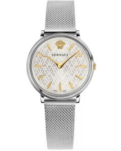VERSACE LADIES V-CIRCLE MANIFESTO WATCH