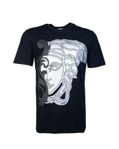 VERSACE COLLECTION BLACK T-SHIRT