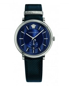 Versace V- Circle Gent Manifesto Bleue Watch
