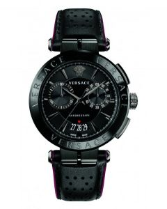 Versace V-Racer Chronograph Watch