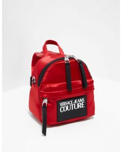 Versace Jeans Couture Nylon Satin Backpack