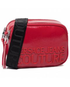 Versace Jeans Couture Naplak Red Crossbody Bag