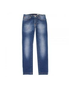 VERSACE COLLECTION RELAXED BLUE WASH JEANS V600281B