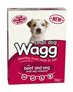 WAGG COMP BEEF & VEG 1KG