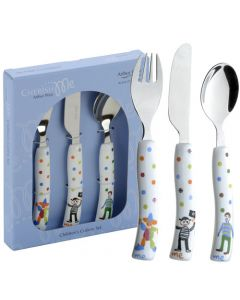 ARTHUR PRICE BOYS CUTLERY 3PCS